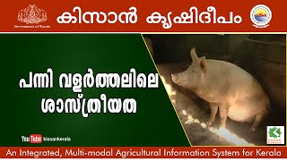 Scientific Piggery  rearing : Success story of Franklin, Trivandrum