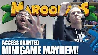 Access Granted - Mini-Game Mayhem!