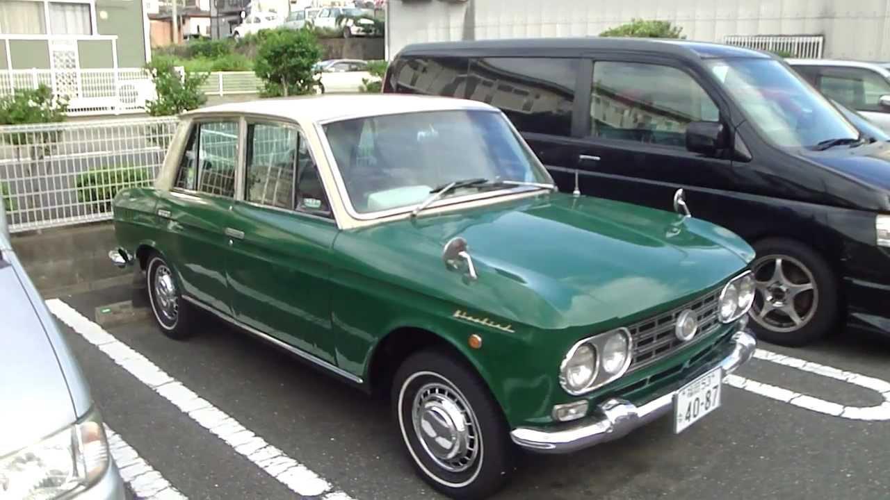 1964-Datsun-L320-Pickup. - 06.jpg (1200×797) | Datsun-Nissan ...