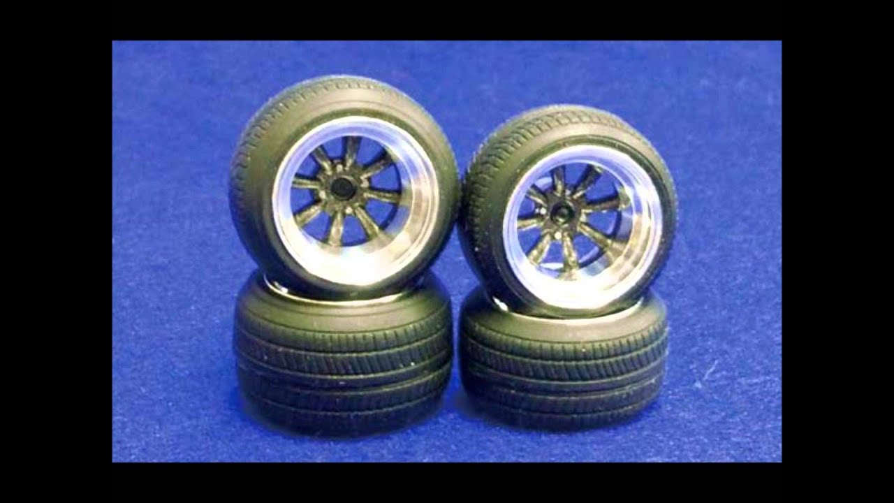 1 24 Scale Wheels Rims By Sdmodelcartuning Nl Youtube