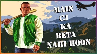 Kya Franklin CJ Ka Beta Hain GTA 5 StoryMode And Online #34 | MAkER