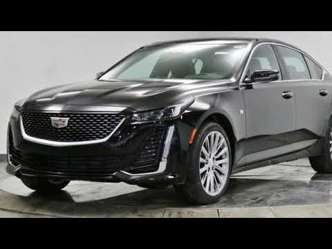 2020 Cadillac CT5 Barrington, IL #C9582 - YouTube