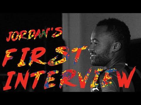 JORDAN AYEW | First Interview