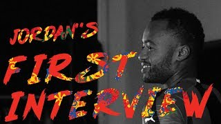 JORDAN AYEW | First Interview