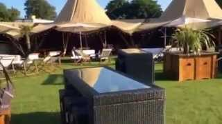 Outdoor Furniture Hire - Gorgeous!
