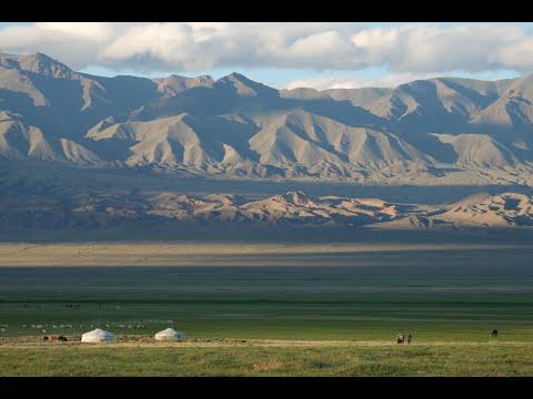 Gobi Altai Mongolia Trek With Tim Cope