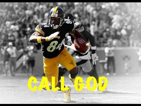 "Antonio Brown || ""Call God"" || 2015-2016 Pittsburgh Steelers Highlights"