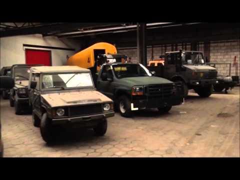 Troostwijk Veilingen - Overview Ex US Army Surplus Auction