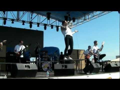 Chelsea Grin - Recreant (NeverSayNever 2012 Festival LIVE!)
