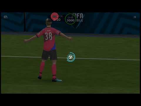 Прохождение игры Fifa Mobile новая версия  1 серия ( гавно и ужас )