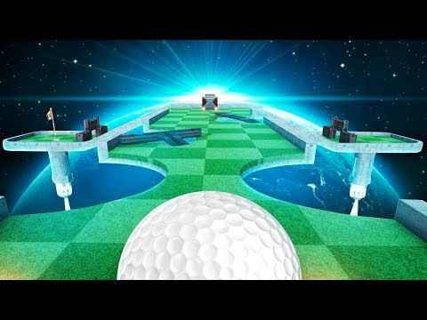 A NEW GOLF GAME?