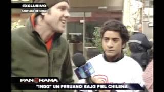 Indo: el personaje 'peruano' que es un éxito en tierra chilena