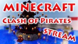 RedCrafting - Стрим - Clash of Pirates