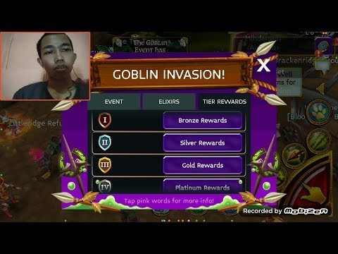 GOBLIN  EVENT ARCANE LEGEND 2019 -  SUB INDO