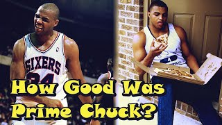 How GOOD Was Charles Barkley Actually?