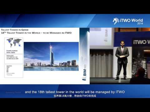 iTWO World 2014 Selected Speech: Enbracing iTWO BIM 5D Technology in the State of Qatar