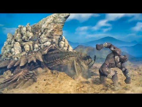 FINAL FANTASY XV - All Summons + Secret Summon Attacks