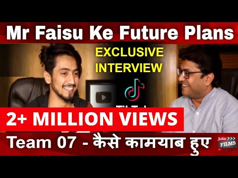 Team 07 Faisu Latest Interview -Opportunities In Tik Tok| #FilmyFunday | Joinfilms