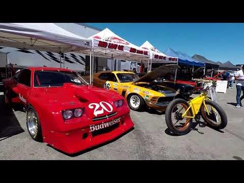 2019 Rolex Monterey Motorsports Reunion - Trans Am Walk
