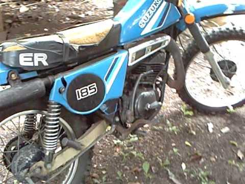 Suzuki ER 185  1980