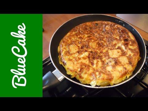 Tortilla de patata recette traditionnelle espagnole doovi - Comment faire des tortillas ...