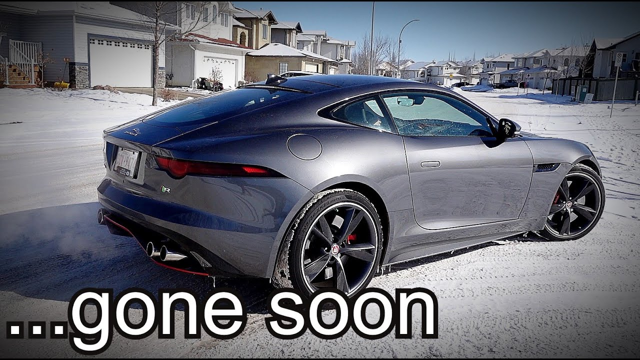 The Real Reason I Bought The Jaguar F Type R