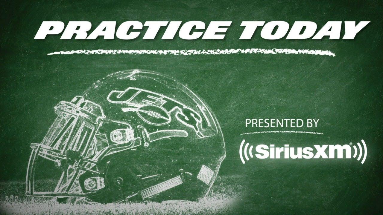 Practice Today (9/29)   New York Jets   2020   NFL