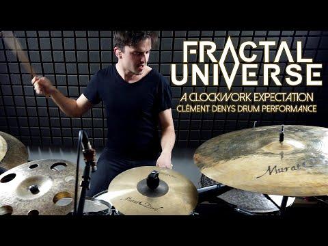 Fractal Universe - A Clockwork Expectation (Drum Playthrough)