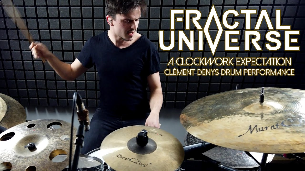 """A Clockwork Expectation"" Drum Playthrough"