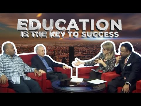 Andre Norman: Education Is The Key To Success