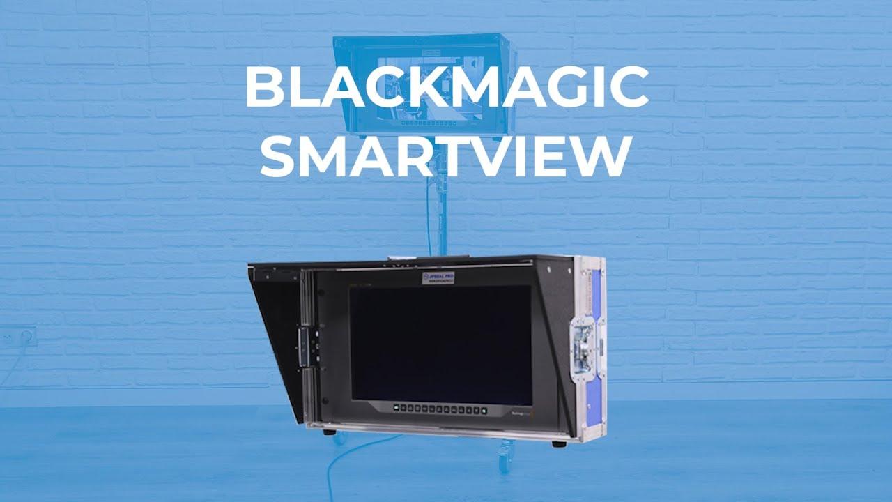 Monitor Blackmagic Smartview 17 4k Youtube