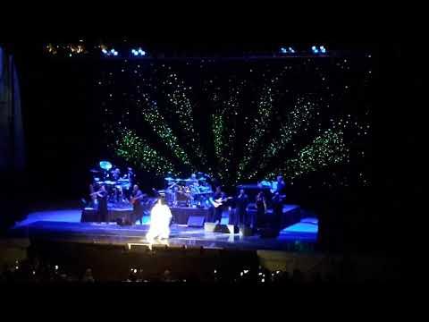 Diana Ross in concert Jacksonville Fl.