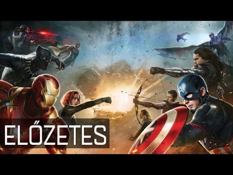 Amerika kapitány  Polgárháború (2016) - Előzetes (Magyar szinkronos) 18982   0e7182f50e