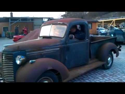 1940 Chevy Truck >> 1939 Chevrolet Pick Up - All American Auto Parts - www.aaa ...