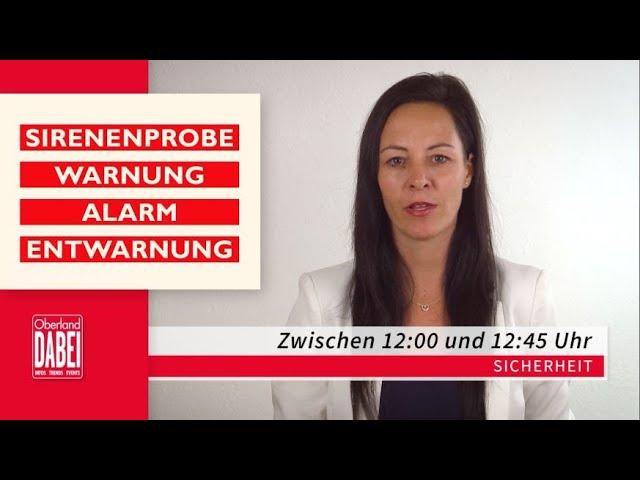 Oberland DABEI Newsflash 01.10.2020