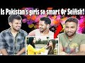 Pakistani girls prefer more ?  Engineer vs Businessman | Indian Reaction - Krishna Views