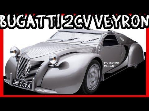 Photoshop Vw Gol Veyron Gti Vw Bugatti Volkswagengol
