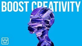 15 Ways To B๐ost Your Creativity