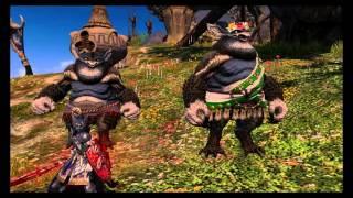 [PC] FFXIV 3.1 -  Vanu Vanu Main Quest - A Tribal Reunion