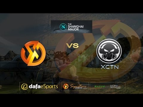 Signature.Trust vs Execration BO2 - The Shanghai Major 2016 - Qualifiers - Caster : RockLEE-