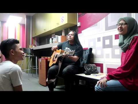 Wany Hasrita test lagu baru Tajul #MelamarRindu
