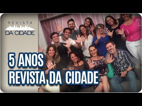 Retrospectiva Revista da Cidade - Revista da Cidade (31/03/2017)