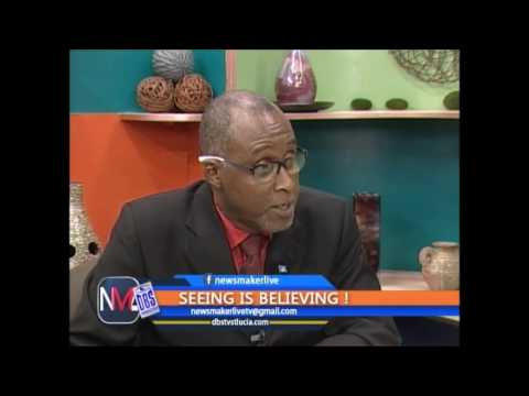 Claudius J. Francis' interview in News Maker Live June 7th, 2017