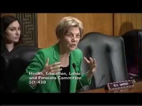 Senator Elizabeth Warren - Translating the Promise of Electronic Health Records Into Better Care
