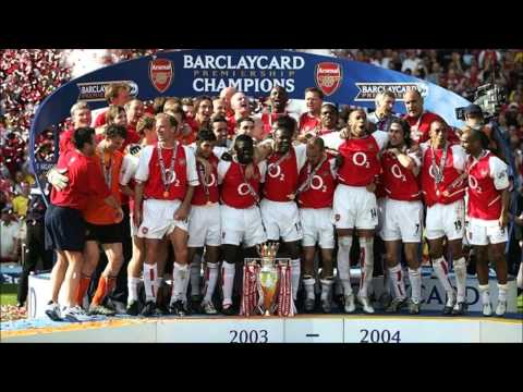 Arsenal FC Song - We're by far the greatest team the world has ever seen