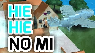 HIE HIE NO MI! Steve's One Piece - France Roblox