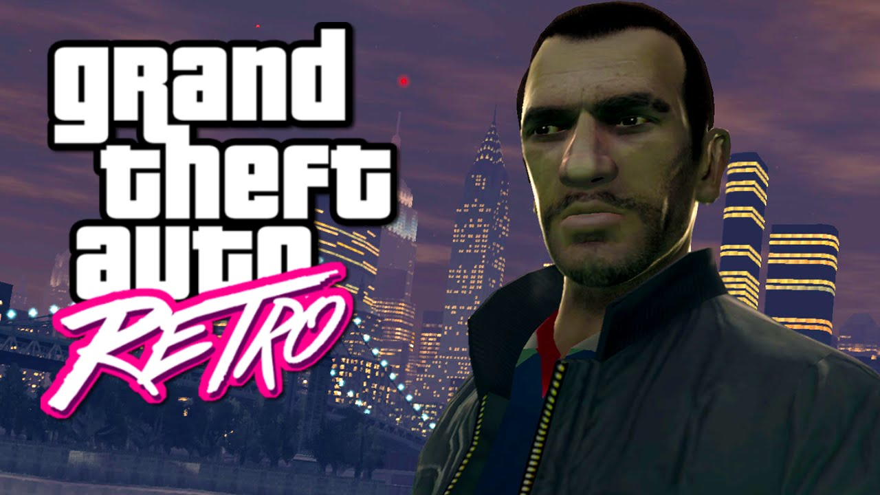 taller subasta la nieve  GTA Retro: Niko Bellic DEAD & Is Liberty City Hell? -