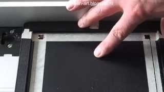 "How To Modify A Normal 8x10"" Filmholder Into A Wet Plate Holder"