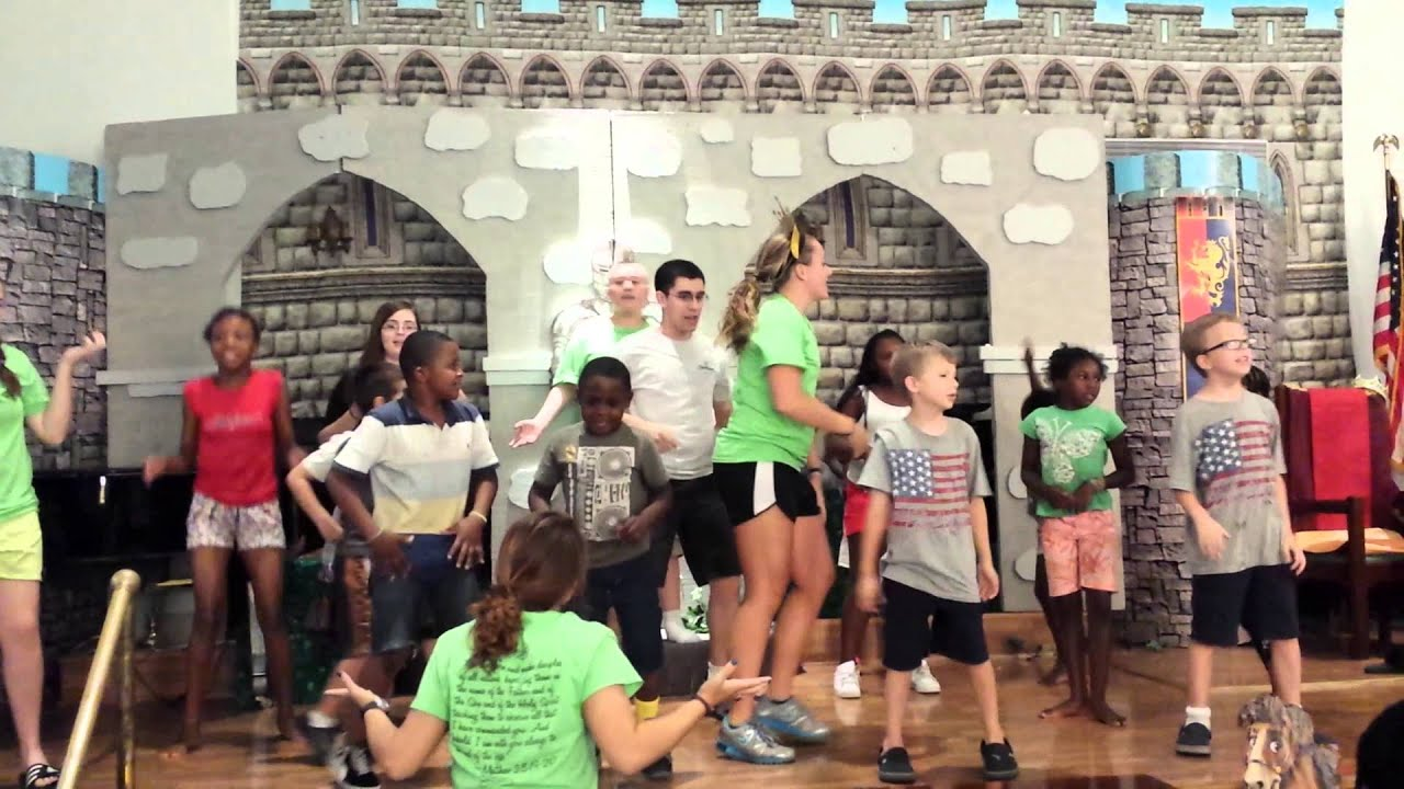 Two Fun Vacation Bible School Songs(2)
