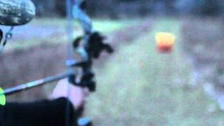 nock out lighted nock by clean shot archery